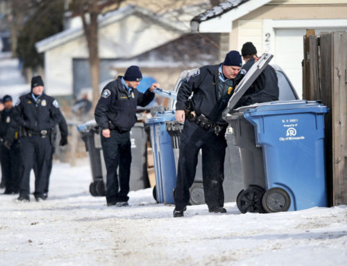 Can the Police Search Your Garbage for Contraband?